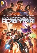 Liga spravedlivých vs Mladí Titáni (2016)
